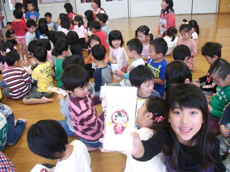 この子どもたちの笑顔が何よりの報酬